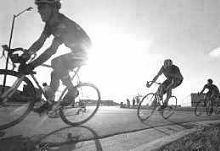 Bicycle race starts on August 4