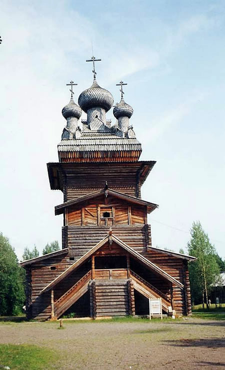 Of Its History Russian Architecture