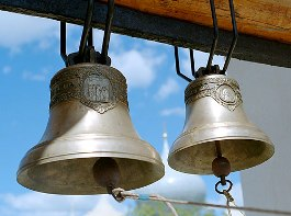 On the History of Bell Ringing in Russia