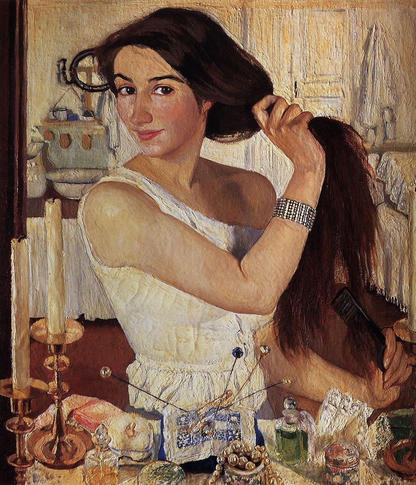 Zinaida serebriakova(转帖)